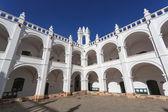 San Felipe Neri monastery from La Merced church in Sucre, Bolivi