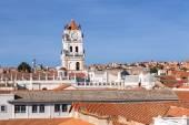 Cityscape of Sucre, Bolivia