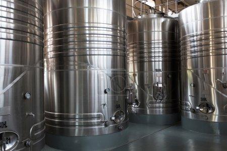 Wine factory