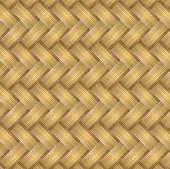 vector texture of straw matting