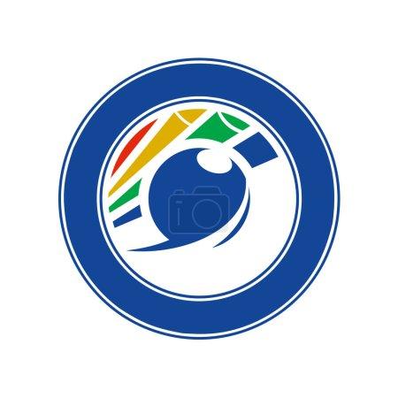 Circle Emblem billiards