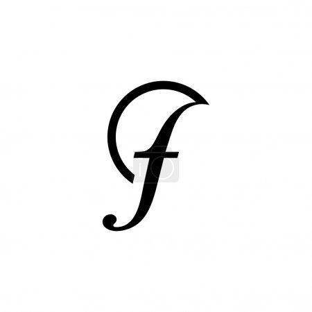 Sign  letter F