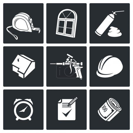 Windows Installation Icons set