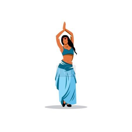 Belly dance girl  sign