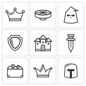 Kingdom royal icons