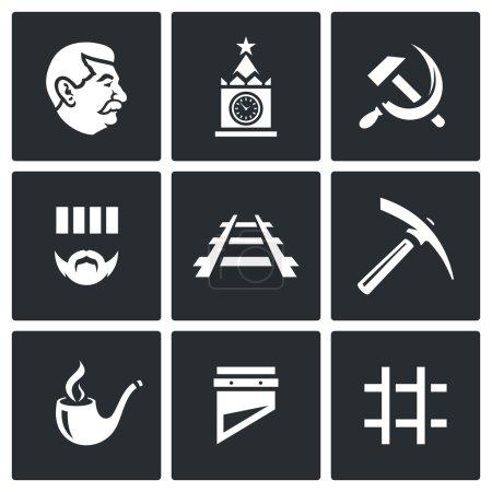Soviet Union icons