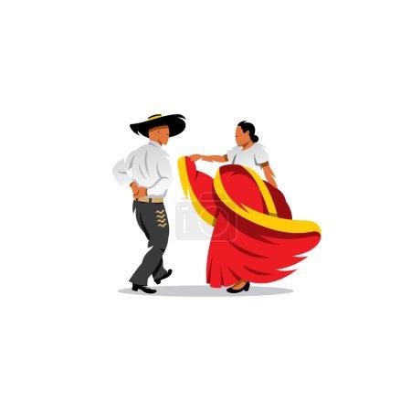 Mexico Dancers Participates at festival