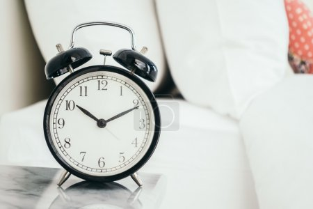 Morning clock and alarm