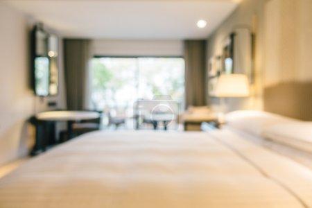 blur Beautiful luxury bedroom interior