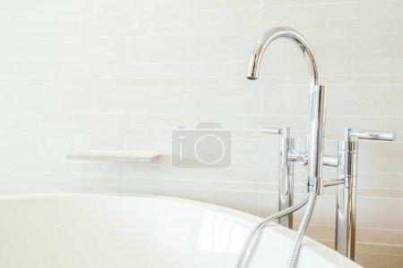 Faucet sink decoration