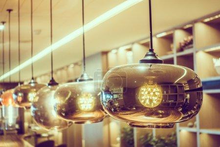 Vintage light lamp