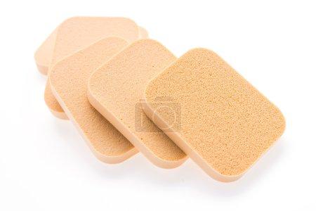 Face sponge powder