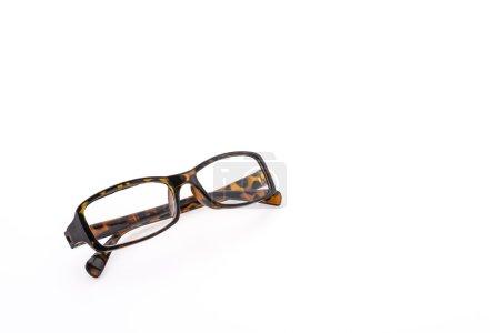 lunettes isolées sur fond blanc