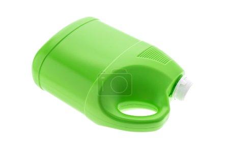 Plastic gallon container