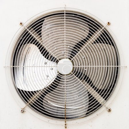 Photo for Fan electronic air condition - Royalty Free Image