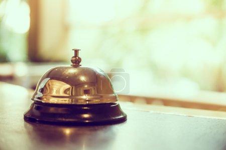 Luxury Hotel bell