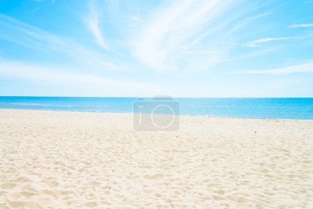 beautiful sea and beach