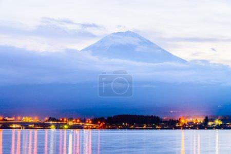 Beautiful Mountain Fuji