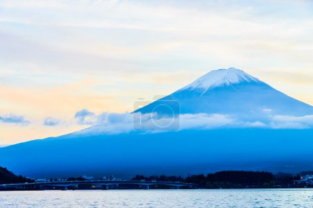 Beautiful Mountain Fuji