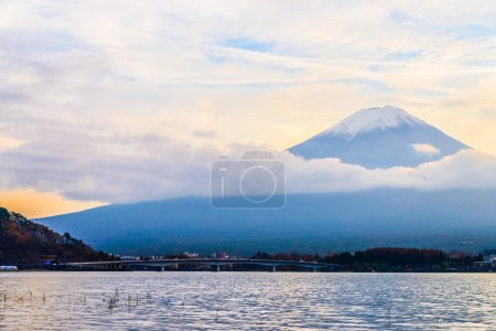 Beautiful Fuji Mountain