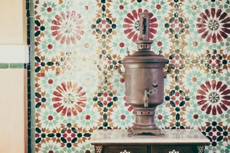 Decoration morocco style