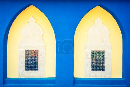 Architecture in morocco style