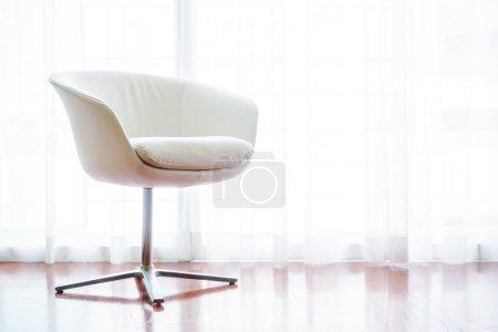 Beautiful luxury chair decoration