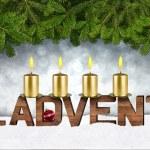 Постер, плакат: Fourth sunday of advent