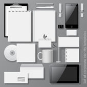 Selected Corporate Templates.