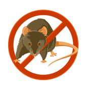 No rat sign