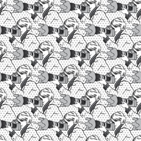pattern with girlvphotographer