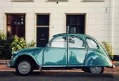 Classic retro  vintage car