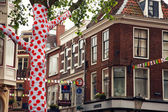 Utrecht city centre, Netherlands