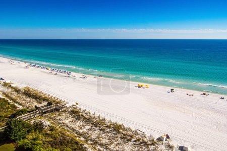 Beach in Destin, Florida
