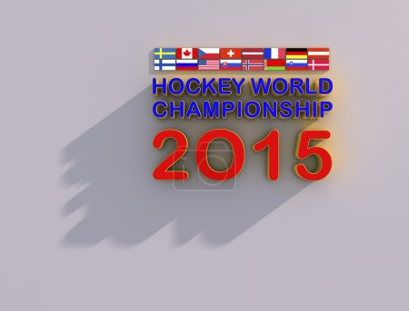 Hockey world championship 2015