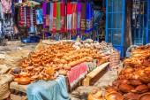 Moroccan souvenir shop Africa
