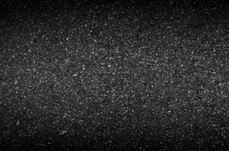 Asphalt background texture with some fine grain in it of vector