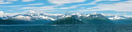 Alaska Prince William Sound landscape