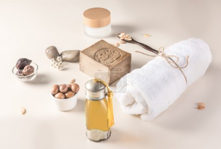 means for skin care