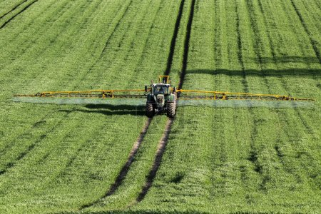 Agriculture - Crop Spraying