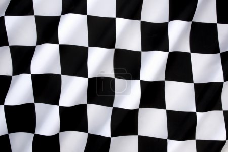 Chequered Flag - Win - Winning