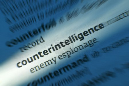 Counterintelligence - Dictonary Definition