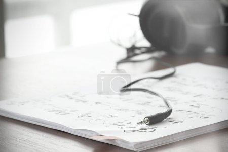 composing music concept