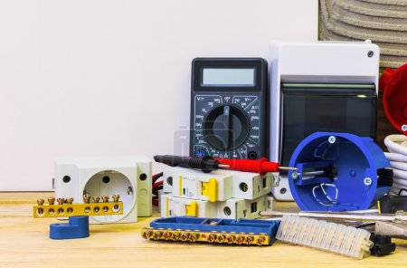 Electrical equipment, for repair of electric systems