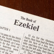 Title Page of the Book of Ezekiel...
