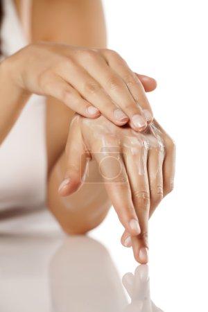 soft hand skin