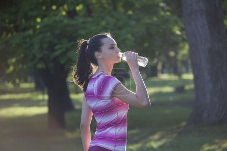 sport and body hydration
