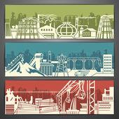 Metallurgy banners 1