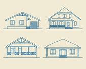 Houses linear 1
