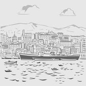 Harbor 1 white